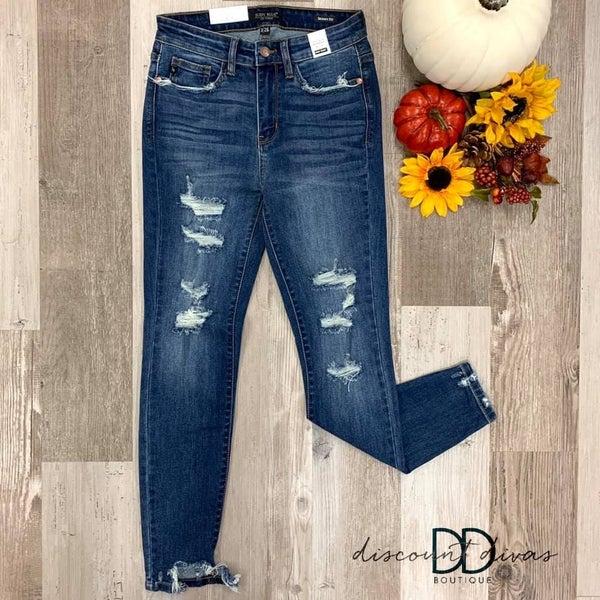 Carried Away Skinny Jeans