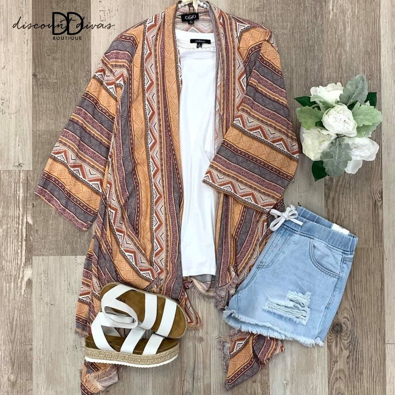 Keen and Kind Kimono