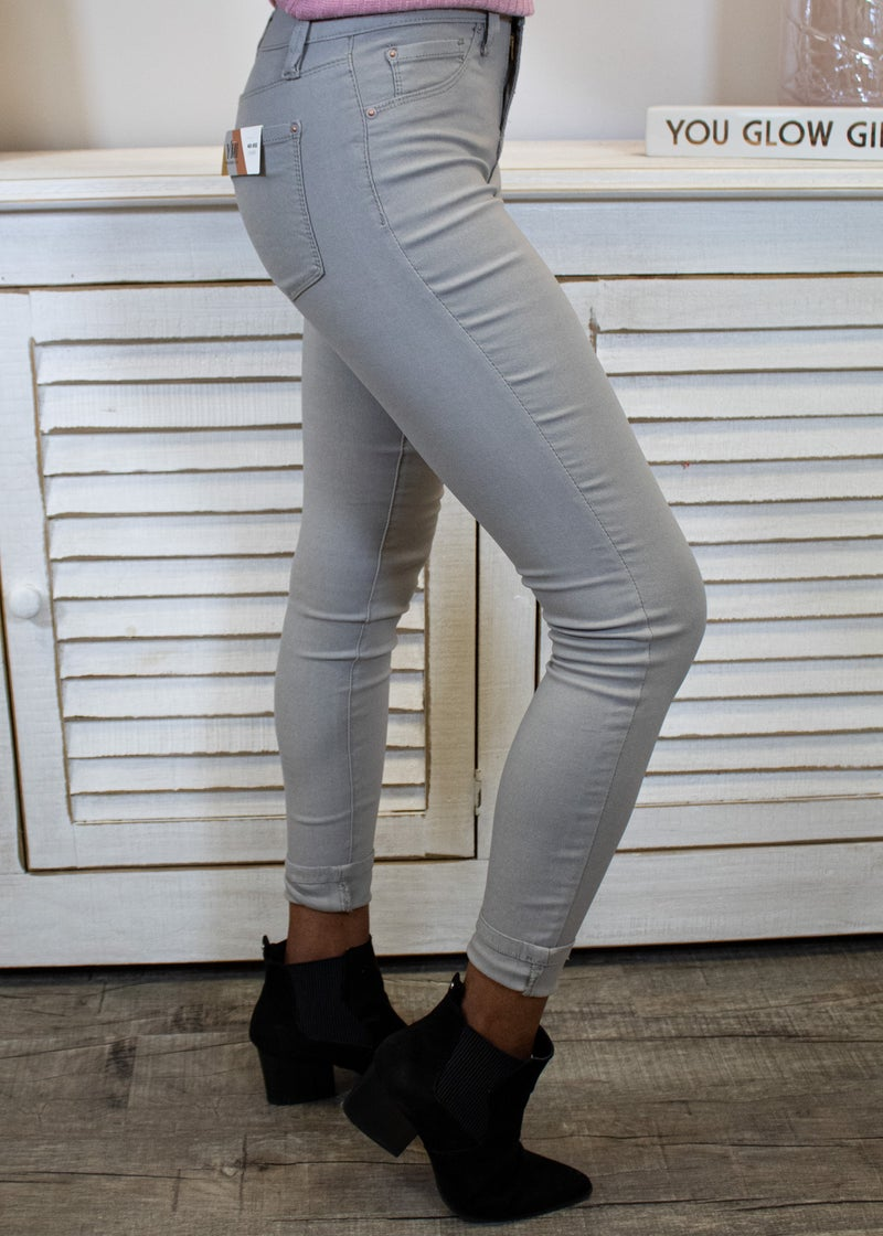 Leave It All Behind Stretch Skinny Jeans