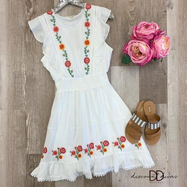 Blossom Brunch Dress