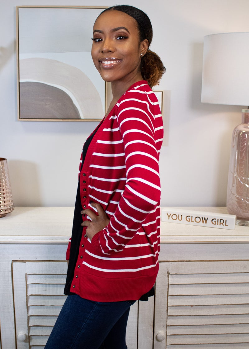 Simply Clever Cardigan *Final Sale*