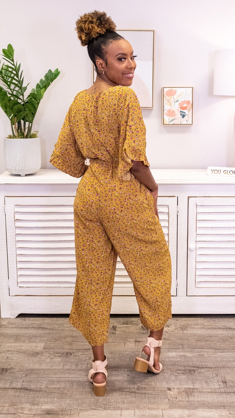 Goodbye Yellow Brick Road Jumpsuit