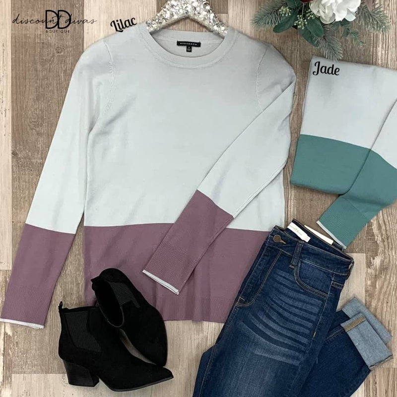 Laying Low Sweater