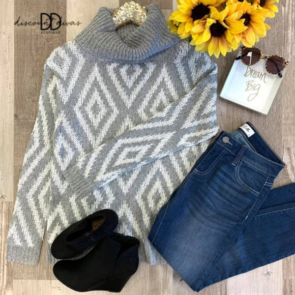 Style Above The Rest Sweater