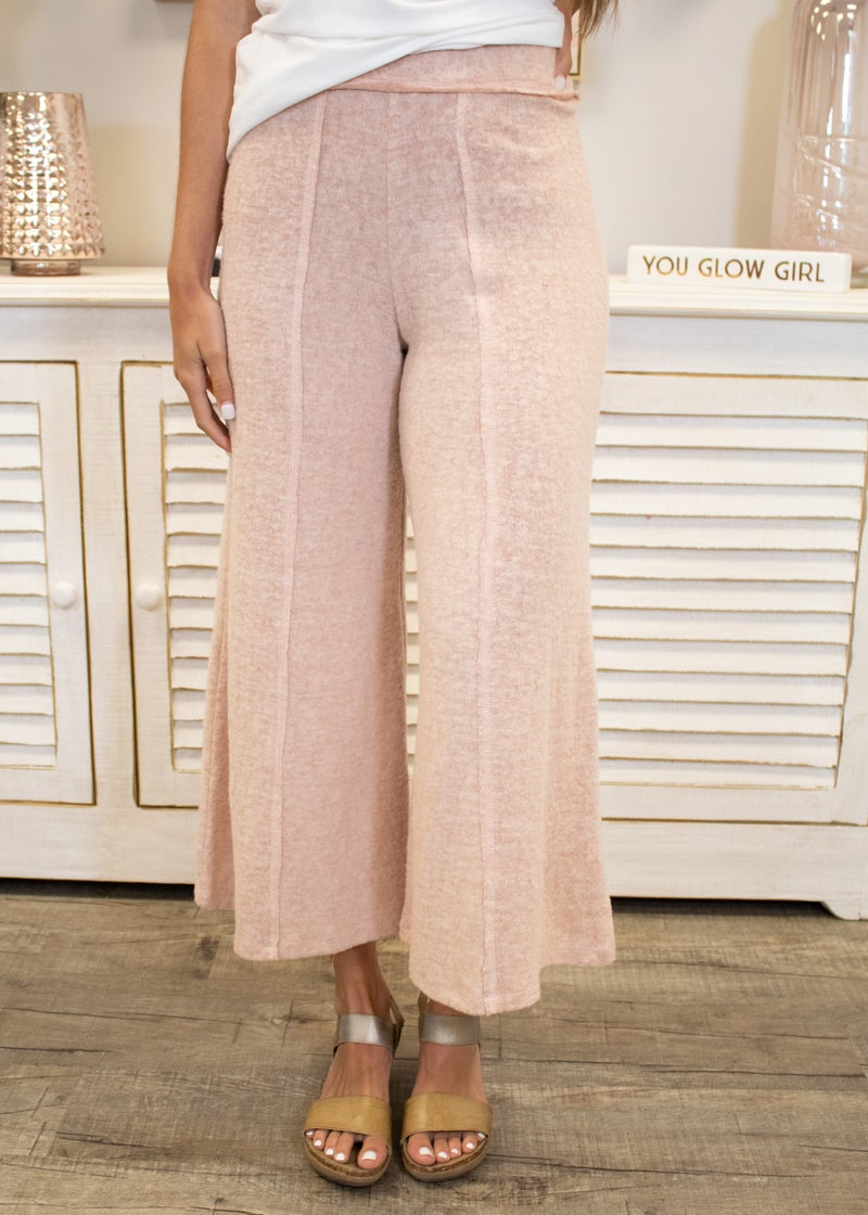 Coastline Wide Leg Pants