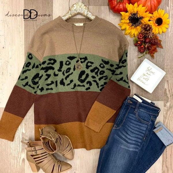 Make It Memorable Sweater