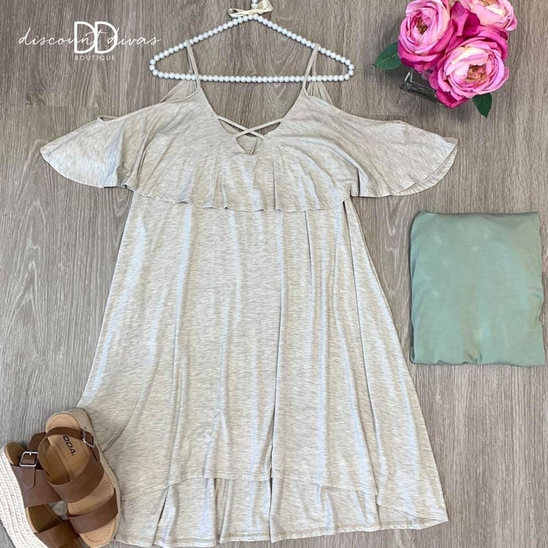 Springvale Midi Dress