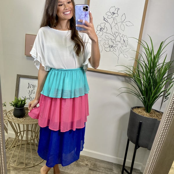 Summer Fiesta Skirt *Final Sale*