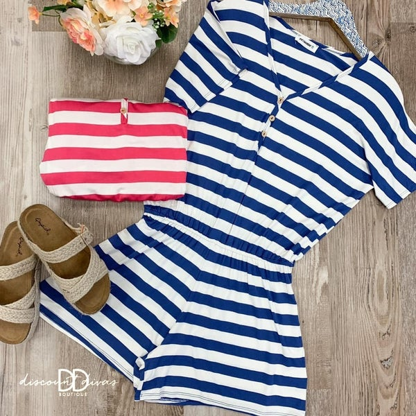 After The Rain Romper