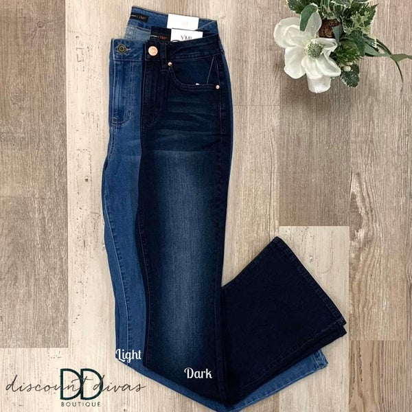 Front Row Flare Jeans