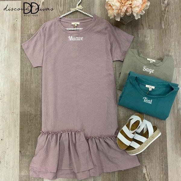Back To The Basics Dress