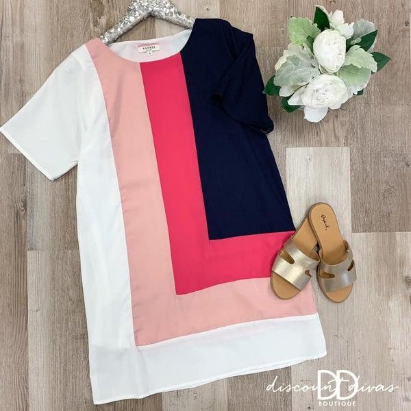 French Sorbet Dress