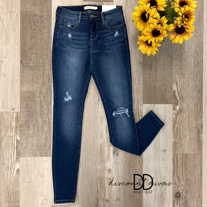 Dreams Become Reality Skinny Jeans