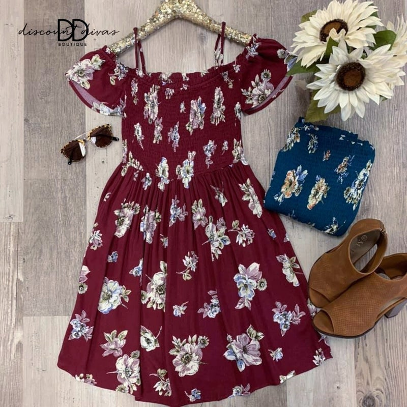 Fluttering Thoughts Dress