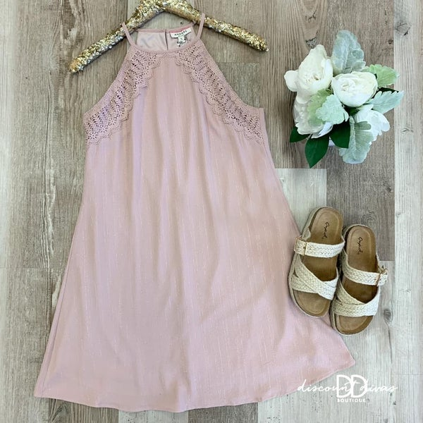 Lost And In Love Dress