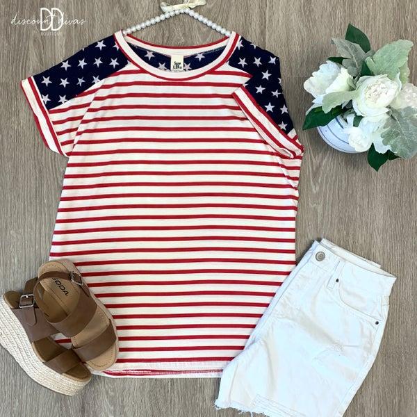 Americana Baby Shirt
