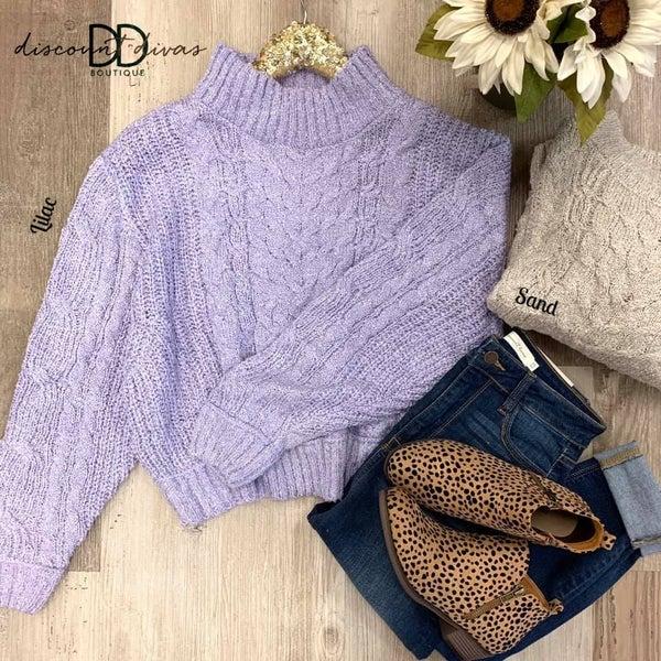 Manhattan Bridge Sweater