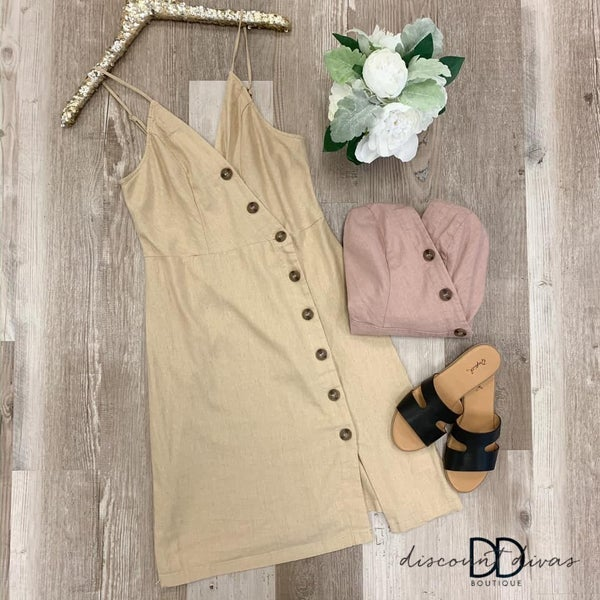 Jane Dress *Final Sale*