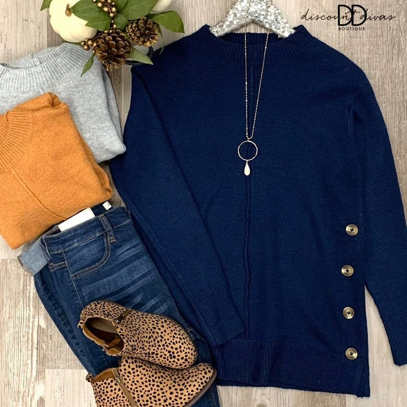 Venetian Brunch Sweater
