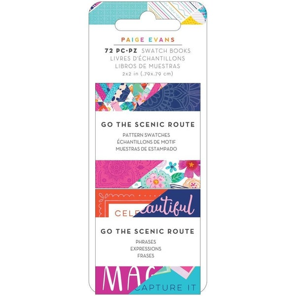 Go the Scenic Route 2x2 Paper Pads (2 pack)