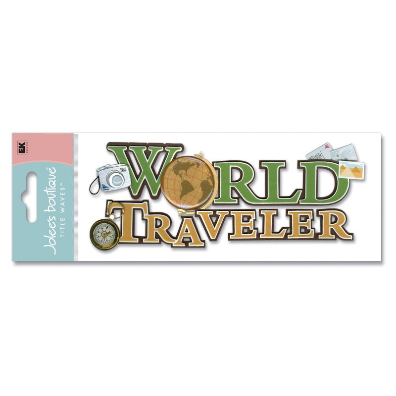 World Traveler 3D Title