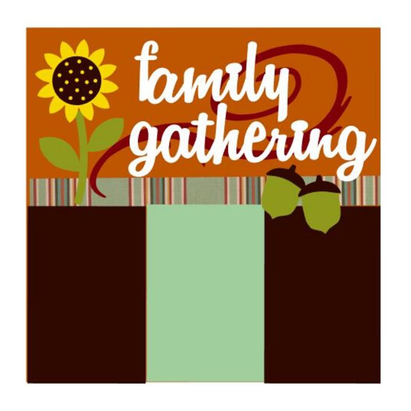 Family Gathering Kit