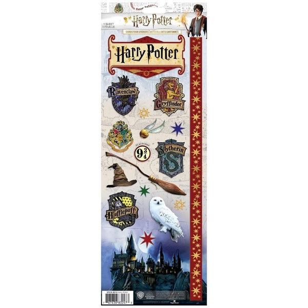 Harry Potter Cardstock Stickers