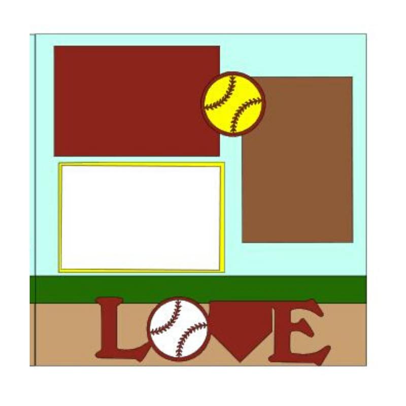 Softball Mom kit
