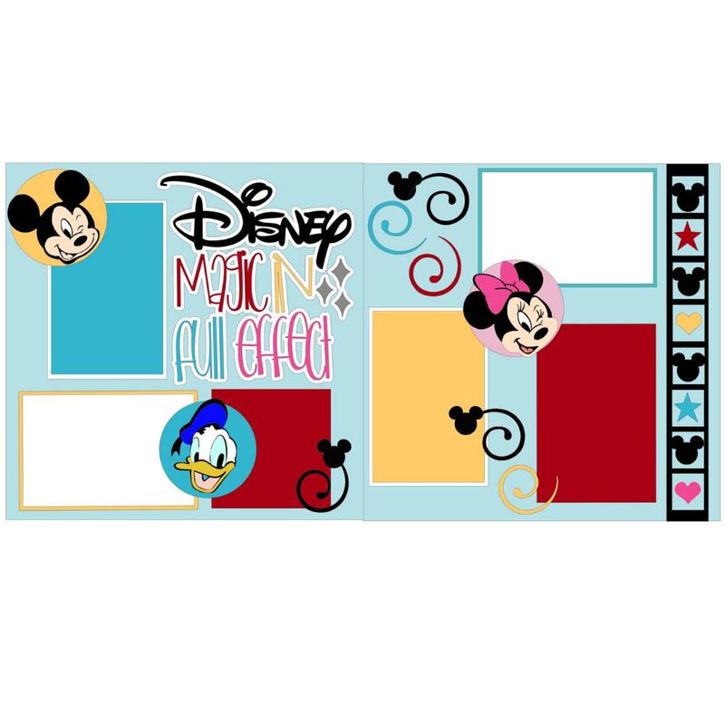 Disney Magic in Full Effect