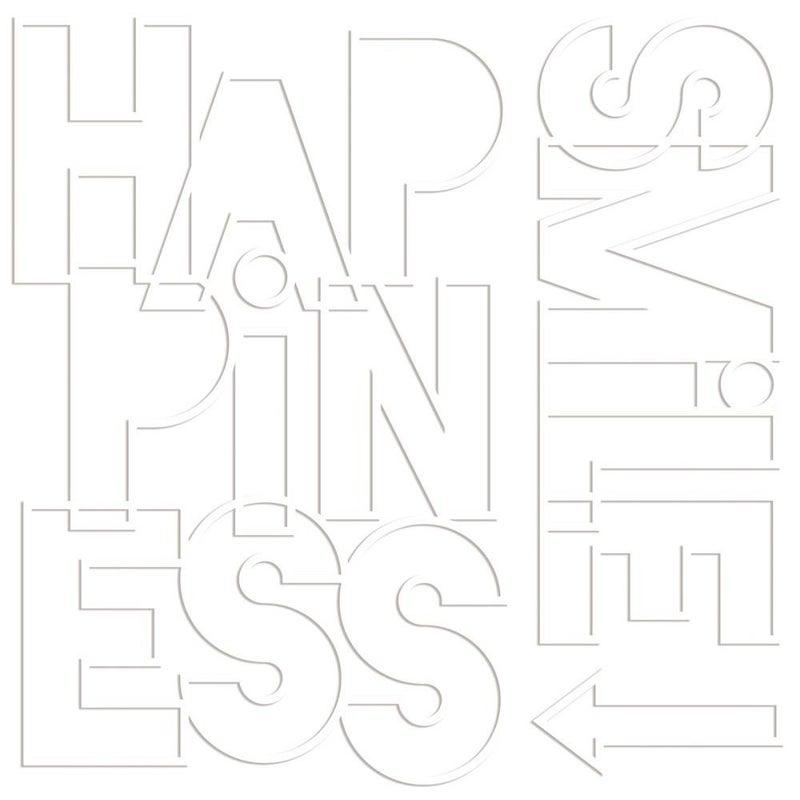 Bella Besti Cutouts - Happiness