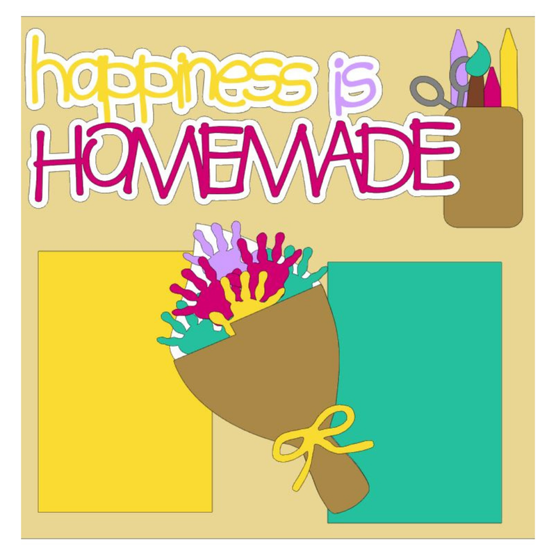 Happiness is Homemade Mom Kit