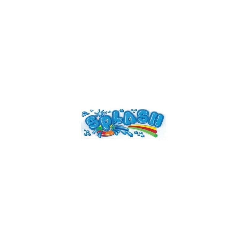 Splash 3D title