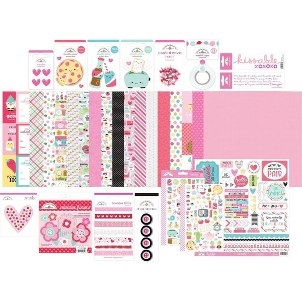Doodlebug My Punny Valentine Value Bundle