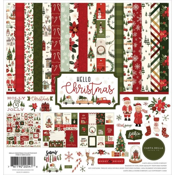 Hello Christmas Paper Pack