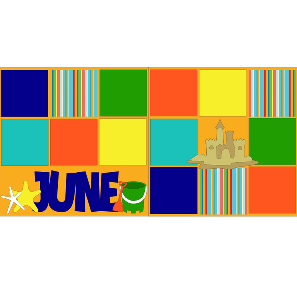 June Month Kit