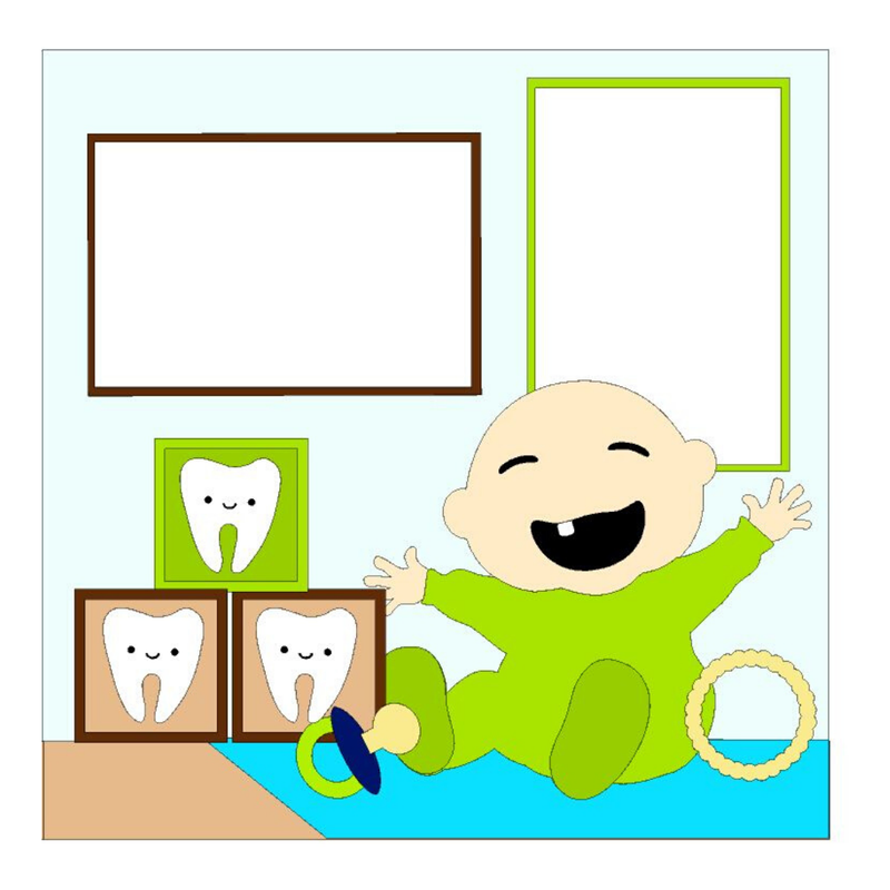 My First Tooth Boy Kit