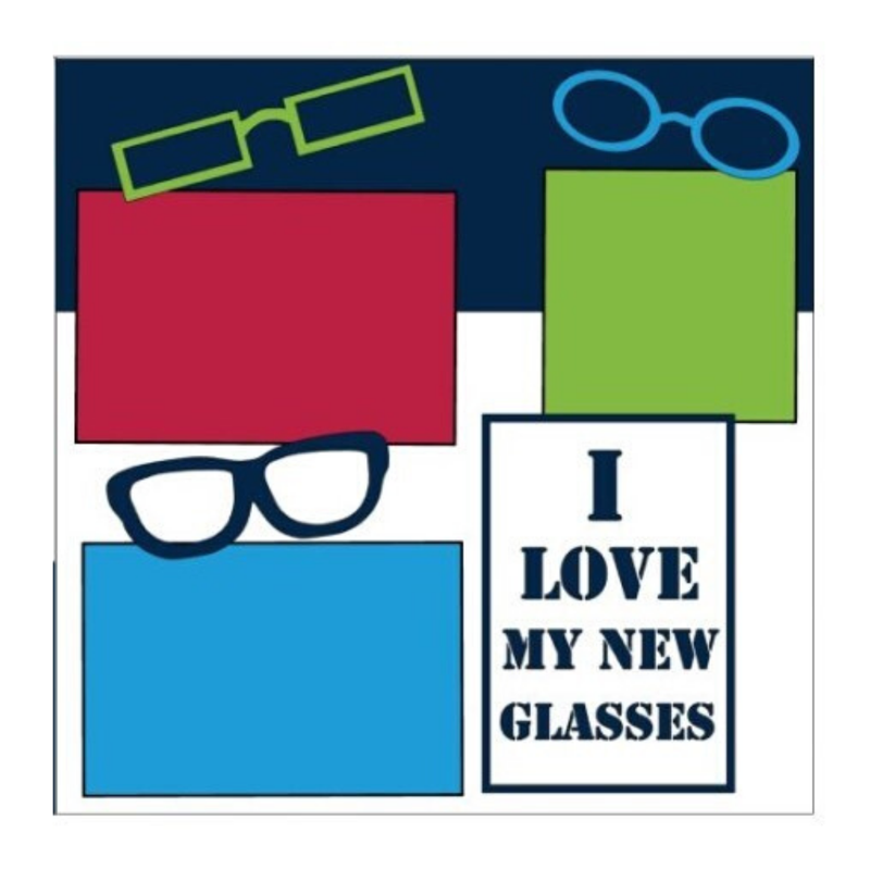 My New Glasses Kit