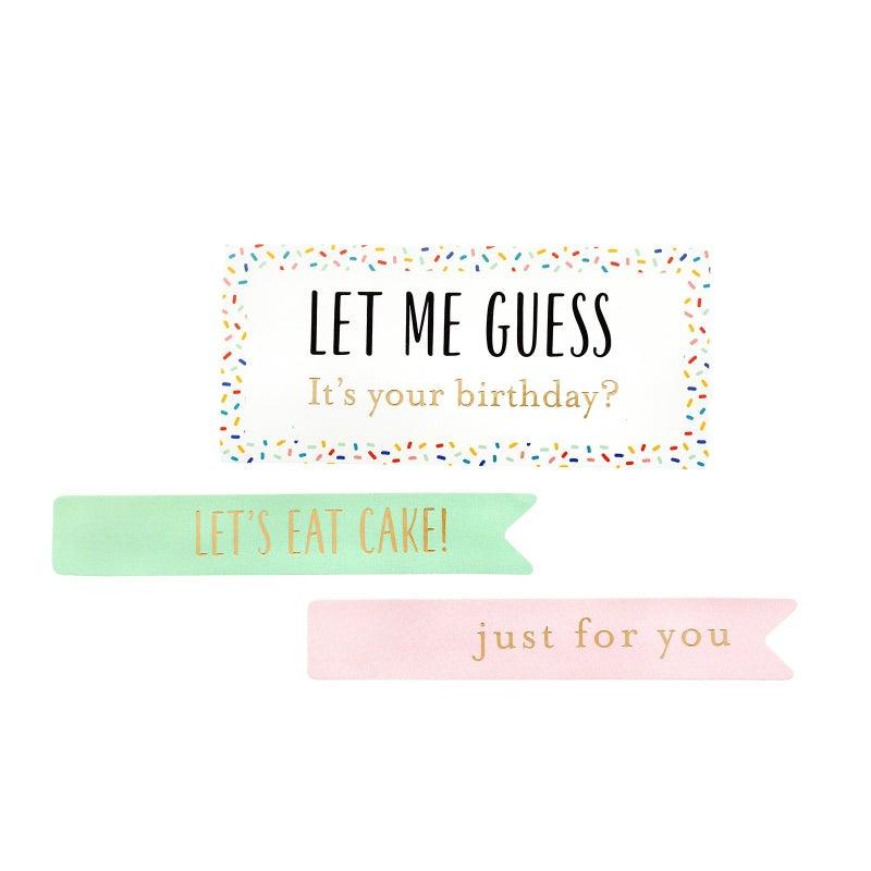 Happy Cake Day Ephemera