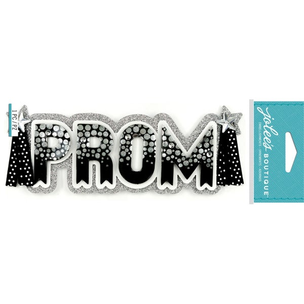 Prom 3D Title