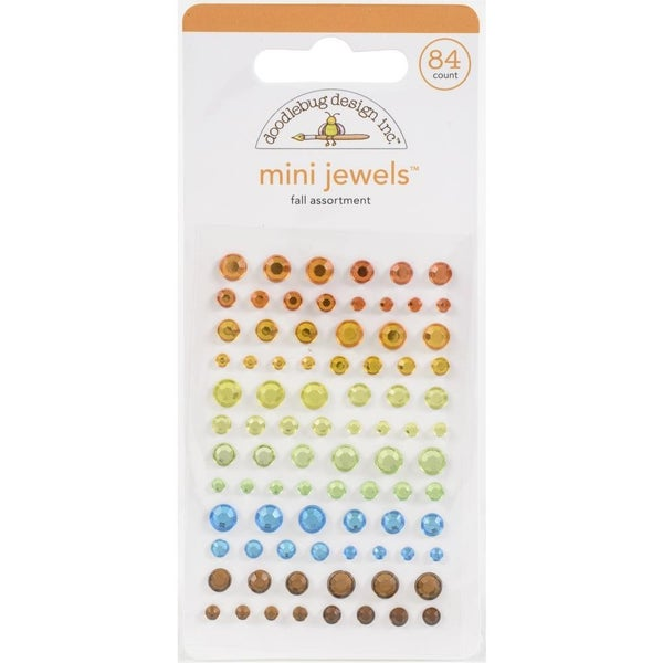 Doodlebug Mini Jewels - Fall