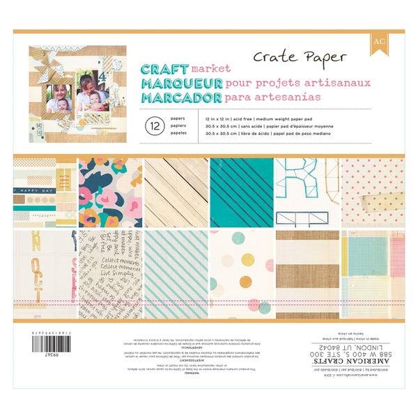 Craft Market Paper Pack