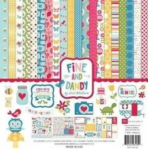 Fine & Dandy Paper Pack