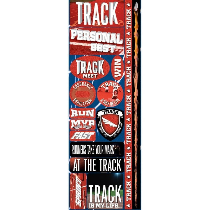 Track Stickers