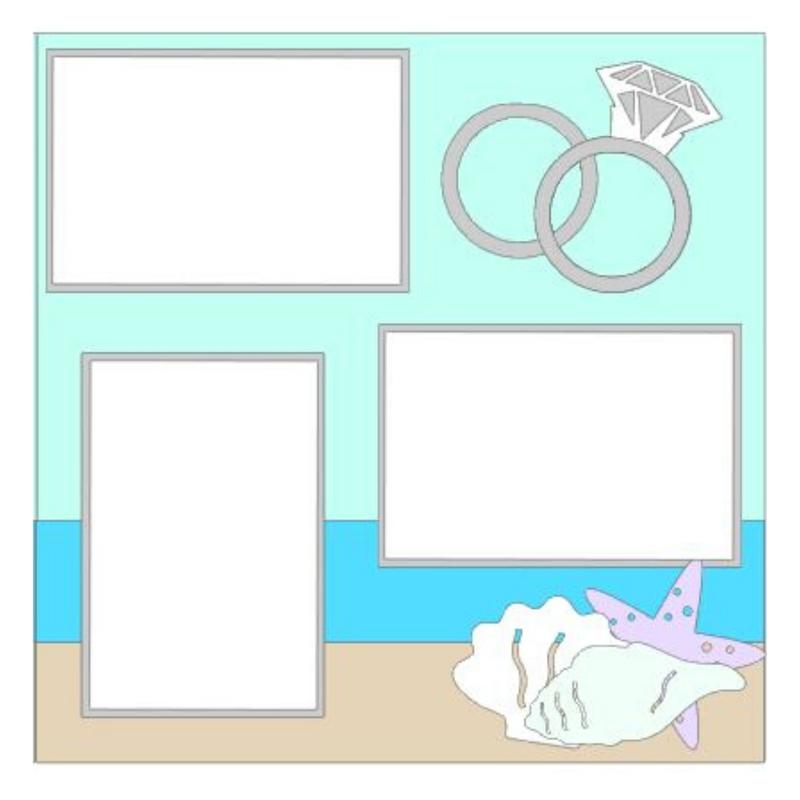 Beach Wedding Kit