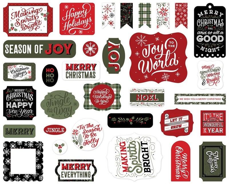 Salutations Christmas Ephemera