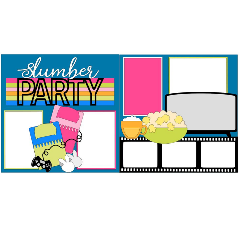 Slumber Party kit