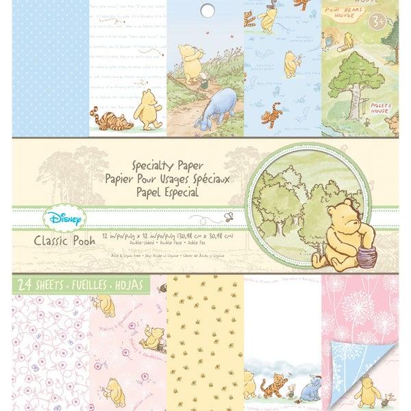 Disney Classic Pooh Paper Pack
