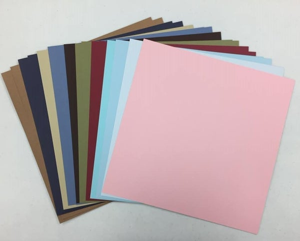 DML Creekside Accent Cardstock Pack