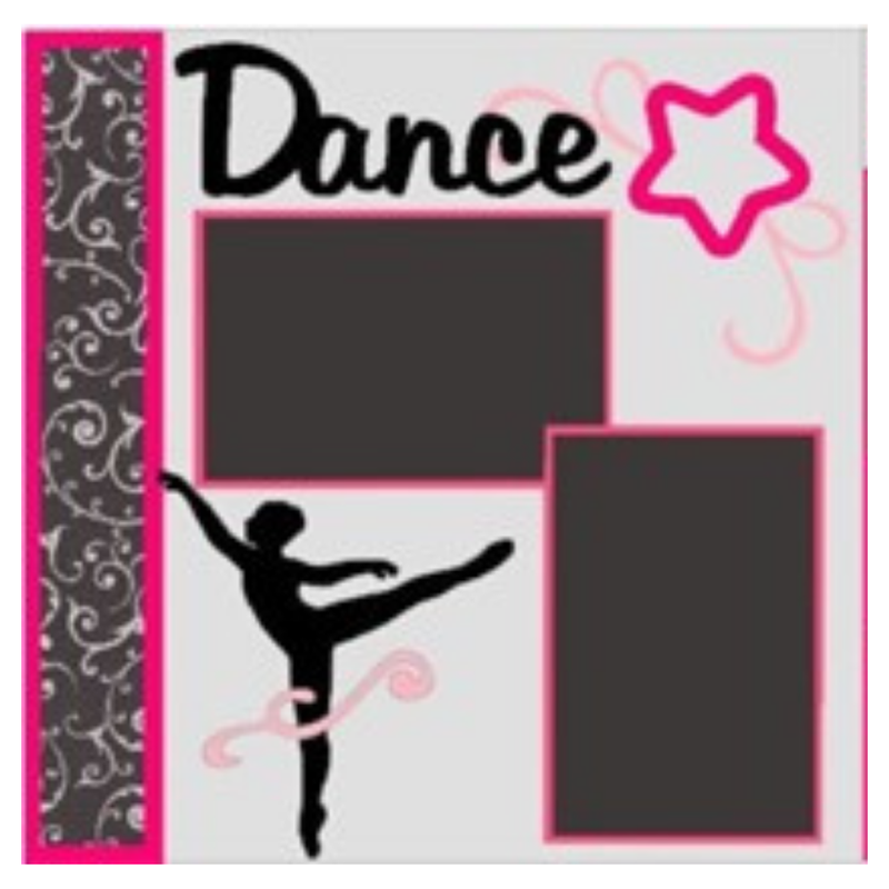 Dance Page Kit
