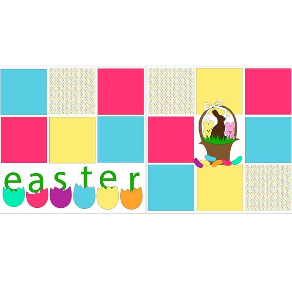Easter Photos Kit